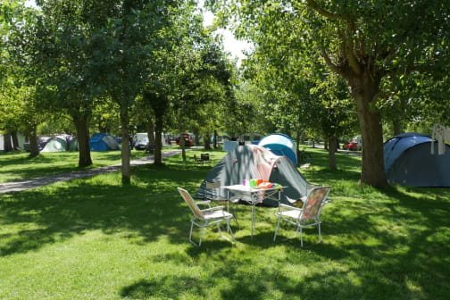 Aire Naturelle De Camping D Iraty En Pays Basque